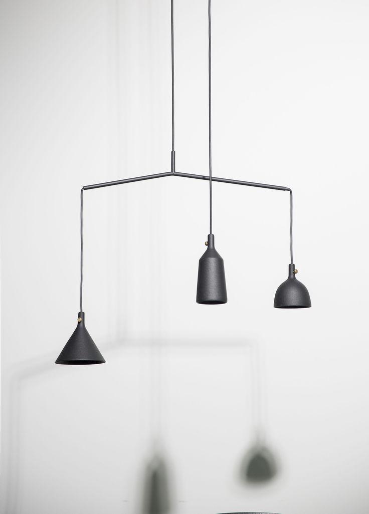 MENU, Cast Pendant Lamp