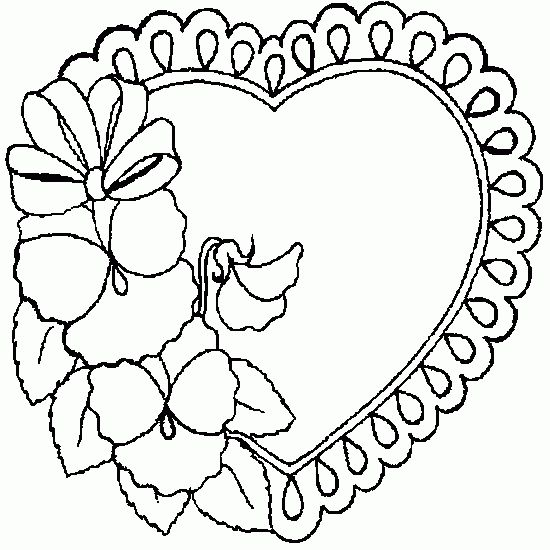 125 best Valentines Day Coloring images on Pinterest Coloring