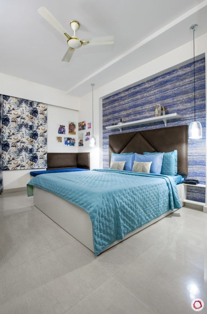 Budget Interior Designers Tour This Playful Home In Noida Interior Interior Designers Bedroom Design