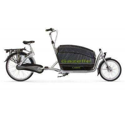Rower Transportowy Gazelle Cabby C7. Świetny zarówno dla kobiet jak i mężczyzn. http://damelo.pl/rowery-miejskie-transportowe/472-rower-transportowy-gazelle-cabby-c7.html