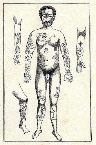 """""""Tatuaggi simbolici""""."""