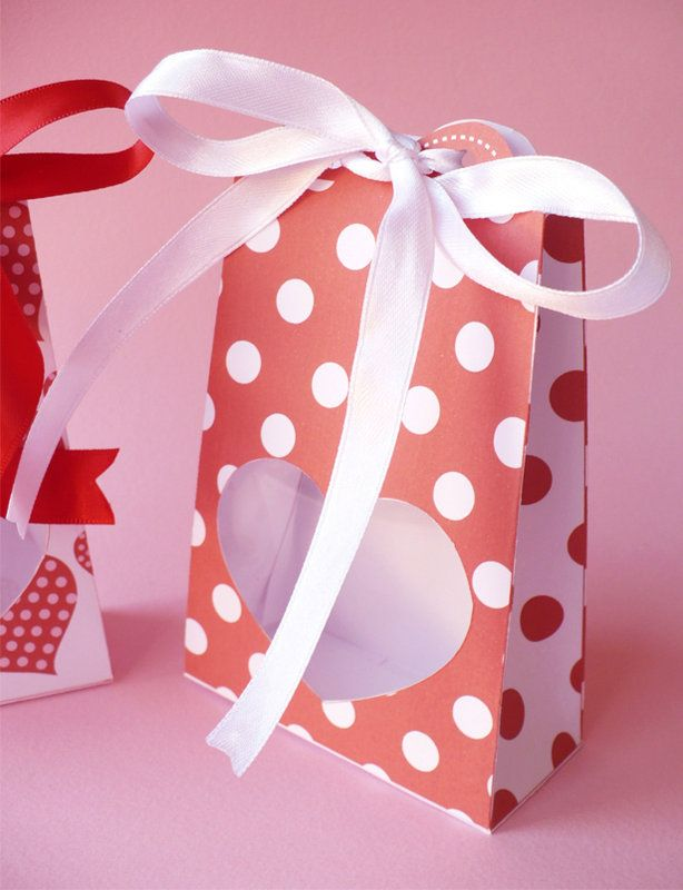 Sweet Bio design: Scatole per san Valentino Porta cioccolatini o caramelle - S. Valentine Boxes