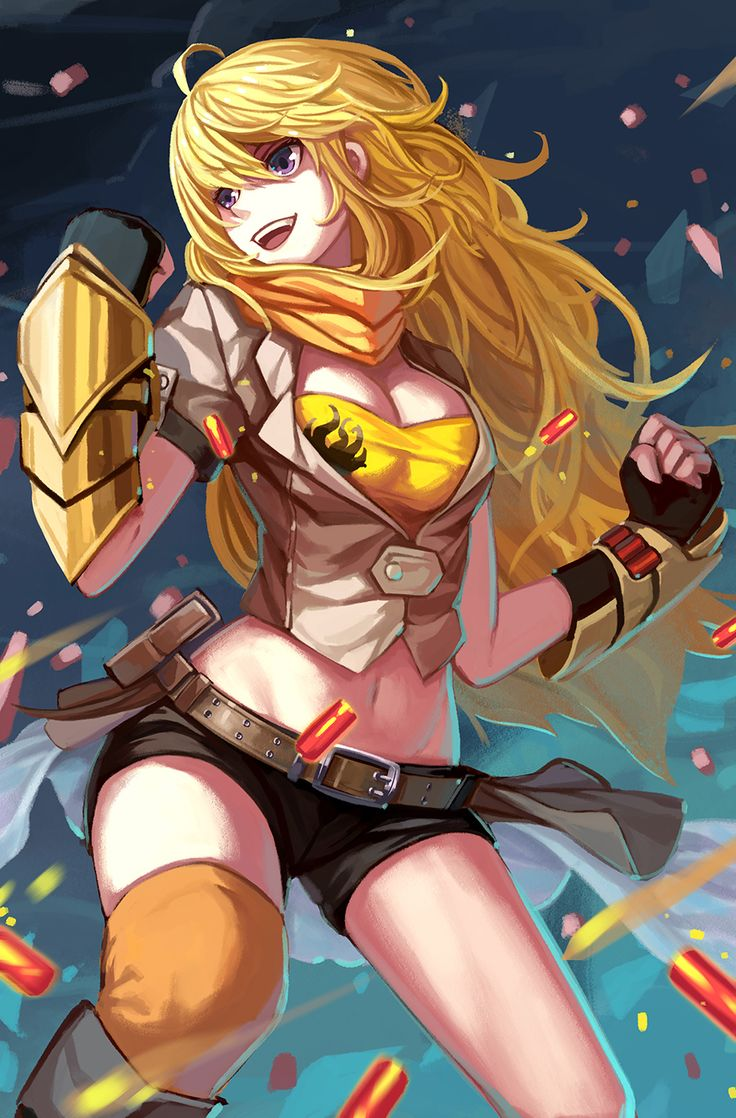 RWBY | Yang plz make a season 3 I NEED THIS.