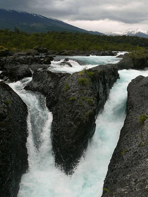 Patagonia, Argentina. De viaje.