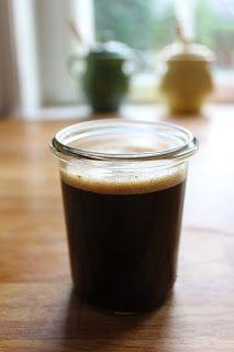 Olgas: Kaffesirup