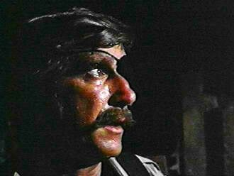 A QUESTION OF FEAR. First aired on October 27, 1971, starring Leslie Nielsen, Fritz Weaver, Jack Bannon, Ivan Bonar, Owen Cunningham and Paul Gordon. Teleplay was by Theodore J. Flicker, story by Bryan Lewis. Directed by Jack Laird. An adventurer accepts a $15,000 wager to stay overnight in a haunted house.