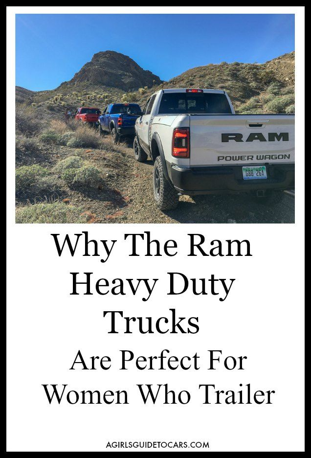 Dodge Ram 3500 Dually For Sale Craigslist : dodge, dually, craigslist, Heavy, Trucks-, Girls, Guide, Trucks,