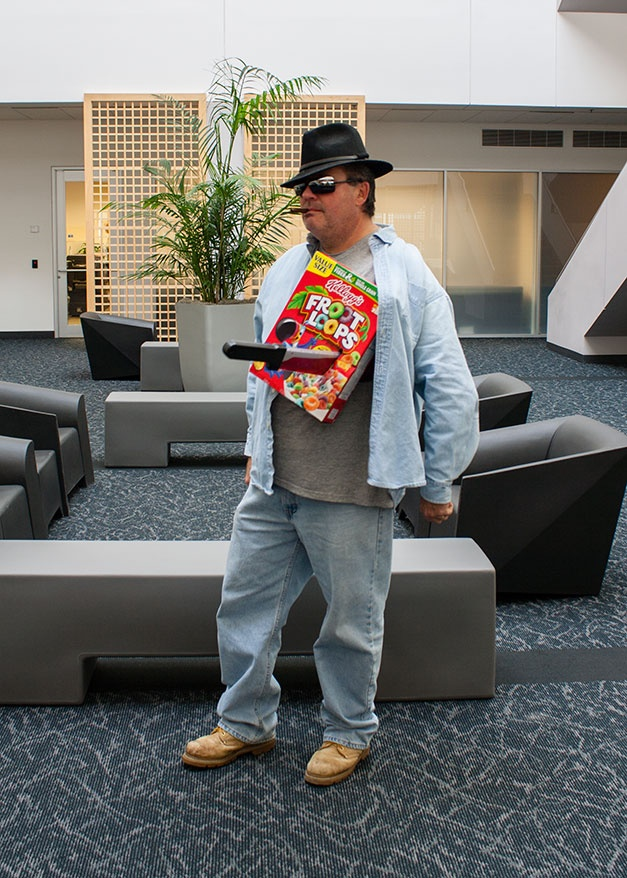 Cereal Killer Costume  from the workers at 1amllc.com