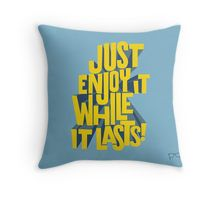 Throw #Pillow on @redbubble #yellow #summer #homedecor