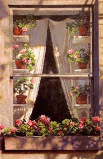 I remember a window box from my bedroom window as a little girl. I love them.
