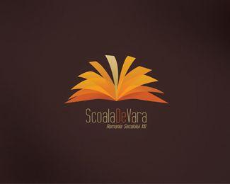 elegant book logo