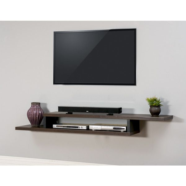 Wall Hanging Entertainment Center best 20+ wall mount ideas on pinterest | invisible shelf brackets