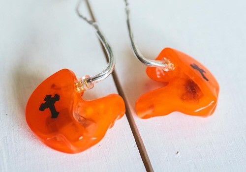 Alclair Custom in-ear monitors.  WOOHOO!