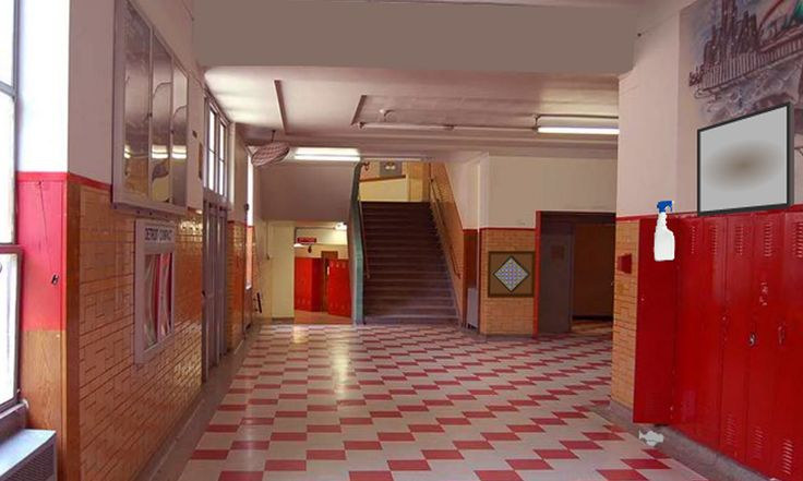 Redford High School Escape game online in EightGames. Can anyone find the related objects and solve the puzzles to escape me from the High School.