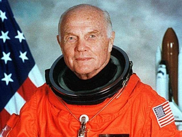 Happy 93rd Birthday  John Glenn on 7/18/14..first American to orbit earth.