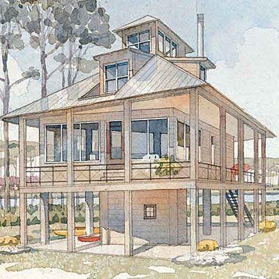 Best 25 Stilt House Ideas On Pinterest House On Stilts