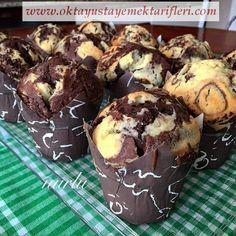 Pudingli Alaca Muffin - Oktay Usta Kek Tarifleri. Muffin nasıl yapılır? Oktay Usta resimli kolay Pudingli Alaca Muffin Tarifi yapılışı yapımı için tıklayın.