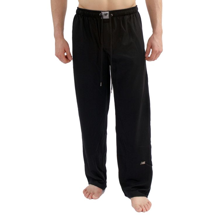 New Balance Lifestyle After Workout Pants – Black
