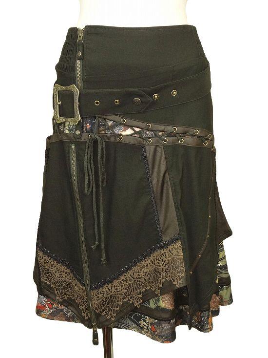 Ozz Oneste winter 2013 skirt