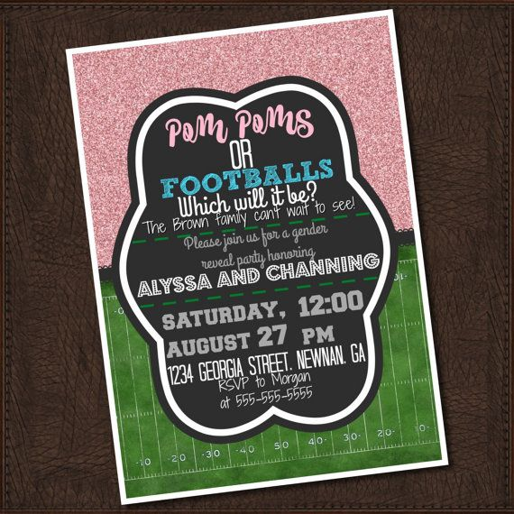 38 best Party inspiration images – Football Invites Birthday