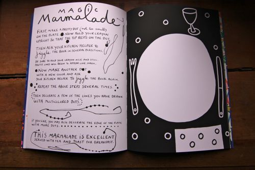 Doodle Cook by Hervé Tullet.Awesome Book, Book Lists, Bookie Wook, Clever Cookbooks, Author Interview, Hervé Tullet, Reading Lists, Children S Book, Children Book