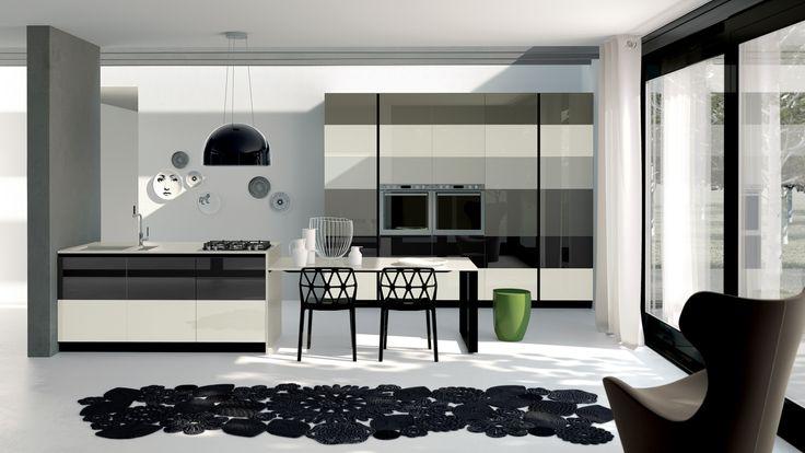 Cucina componibile Tetrix | Sito ufficiale Scavolini