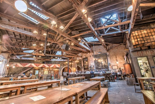10 beer halls to check out in NYC: Radegast, Flatiron Hall ...