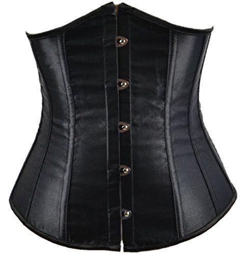 【ガードル】深セン アイビー詩 SZIVYSHI レース袖とリボンと黒のセクシーなオーバー バスト コルセット トップ - http://ladysfashion.click/items/120193