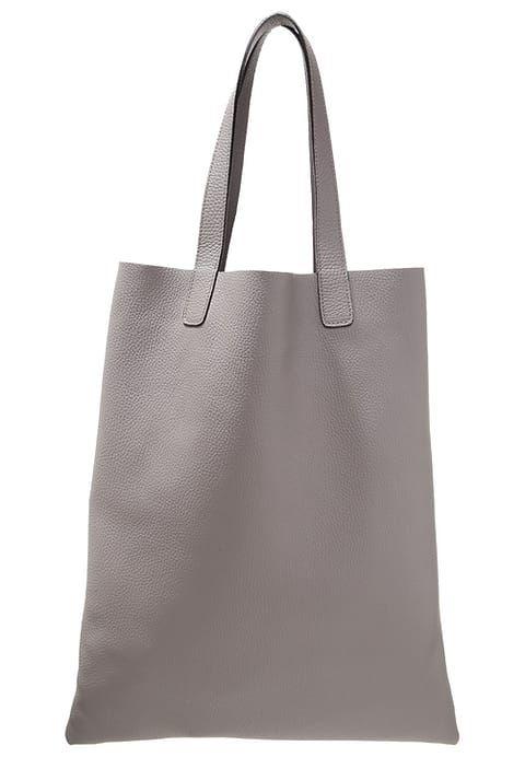 Abro Shopping Bag - zinc - Zalando.de