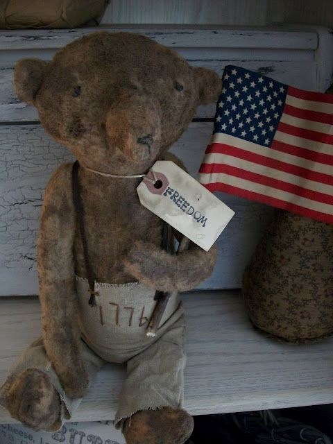 Our Pioneer Homestead: 4th of July~ Craft Of The Day, there is also a video to watch.