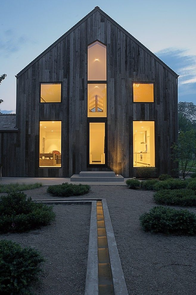 Barn House by Du0027apostrophe Design Best 500