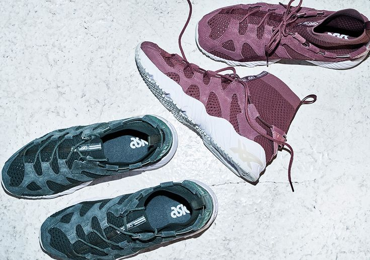Two New Colorways Of The ASICS Gel-Mai Knit Releasing Friday #thatdope #sneakers #luxury #dope #fashion #trending