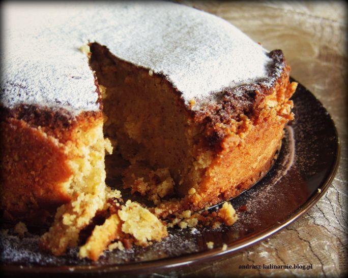 Portugalskie ciasto migdałowe