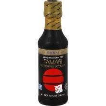 Soy sauce without the wheat!