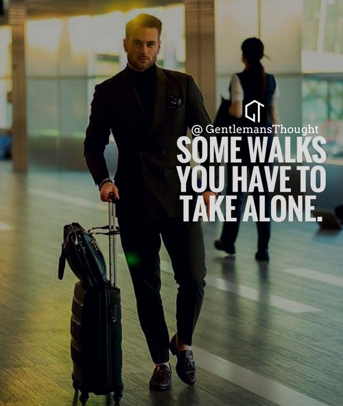 Some walks you have to take alone. #entrepreneurlife #entrepreneurlifestyle #businessquotes #success #successquotes #quoteoftheday #quotes #Startuplife #millionairelifestyle #millionaire #money #billionare #hustle #hustlehard #Inspiration #Inspirationalquote #Inspirational #inspiredaily #inspired #hardworkpaysoff #hardwork #motivation #determination #businessman #businesswoman #business #entrepreneur