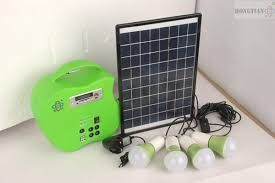 Buy 10 W Solar Home Lighting Kits with DC Fans,FM Radio and Mobile charger LED Residential Lighting on bdtdc.com