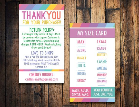 14 best business card stuff images on pinterest lularoe business lularoe business card lularoe punch card by thewrightinvite reheart Images