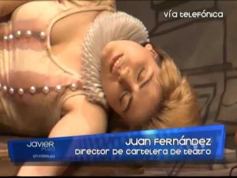 Javier Poza entrevista a Juan Fernández, director de Cartelera de Teatro