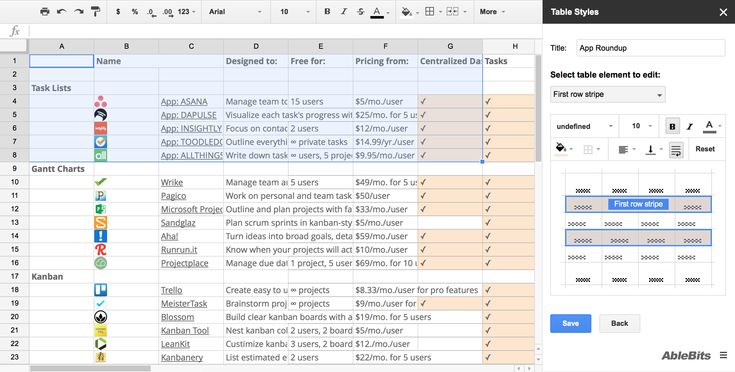 50 Google Sheets AddOns to Supercharge Your Spreadsheets