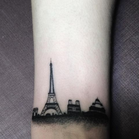 Paris france at pictures to pin on pinterest tattooskid for Salon tattoo paris