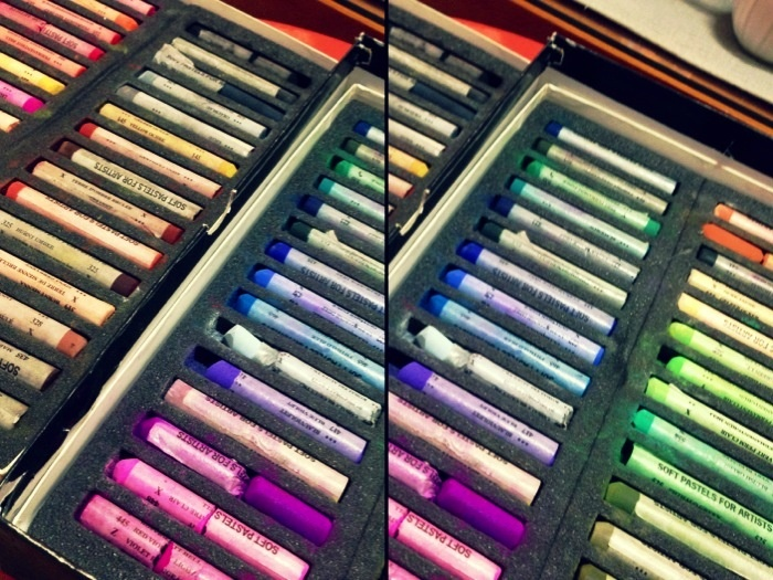 These chalks r da best