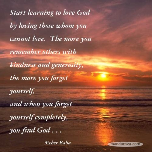 Famous Quotes About God: Famous Quotes – Learn To Love
