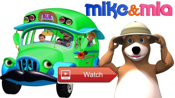 Wheels on the Bus Green Bus Song Nursery Rhymes Playlist for Children Kids Songs by Mike Mia  The Wheels on the Green Bus and the Collection of Bus Songs for Kids Nursery Rhymes Playlist for Children and Kids