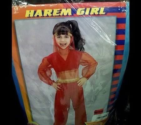 Who's worse? The inventor of this costume or the parents who buy it?