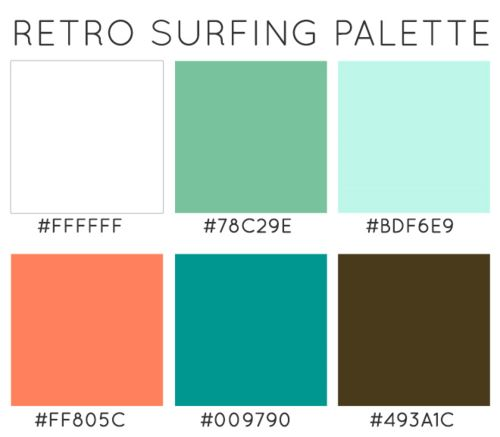 Surf palette                                                                                                                                                                                 More