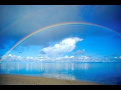 slideshow of real rainbows for rainbow lesson