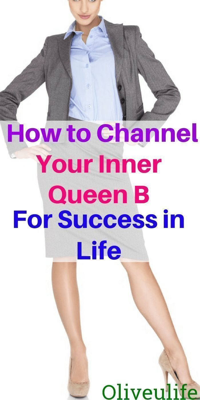 How to channel your inner Queen B for success in life. Believe in yourself, increase your confidence, be assertive and stand up for yourself. Self Development | Self Improvement | Success | Healthy Living | Motivation | Life Tips | Life Hacks