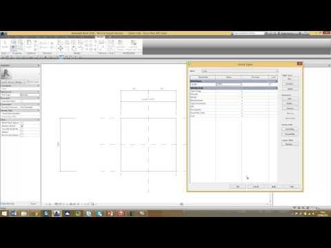 Nested Families in Revit Architectural - YouTube