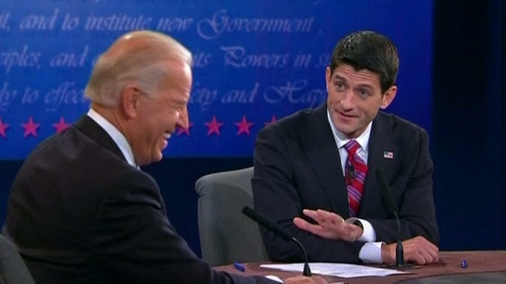 FACT CHECK: Slips in vice president's debate - Yahoo! News (need to come back and read this)