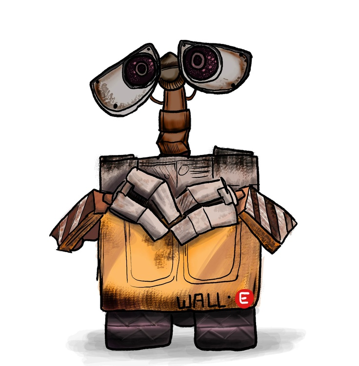 Wall E Cartoon Characters : Best images about animation on pinterest